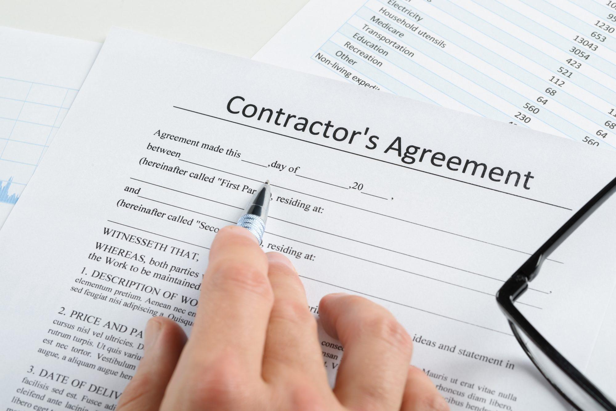 The Jones Act and Contract Workers