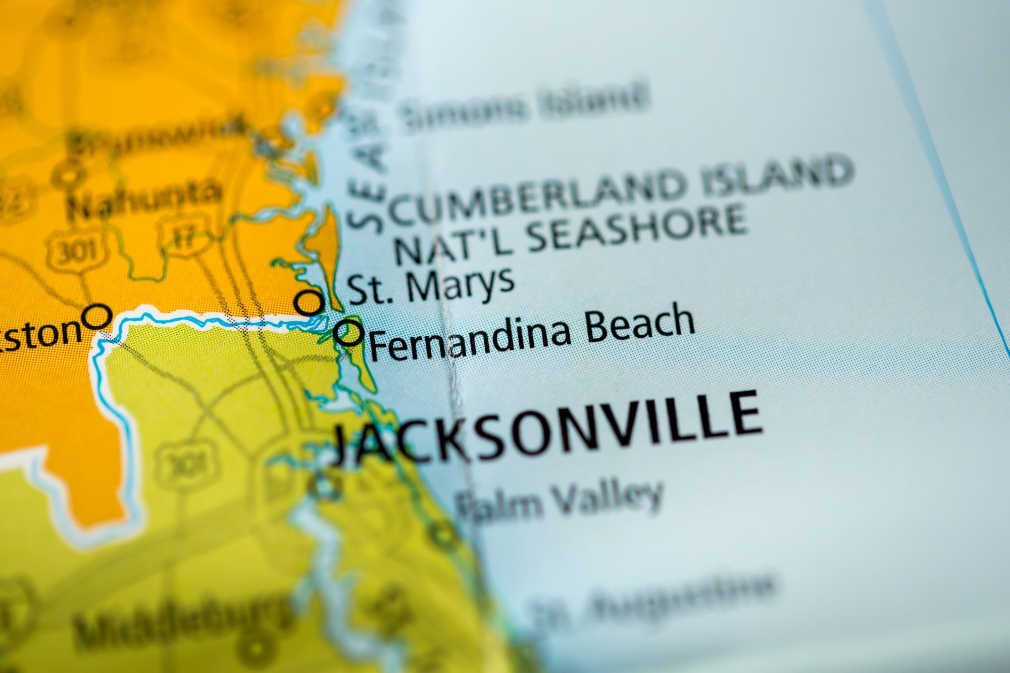 Fernandina Beach Maritime Lawyer