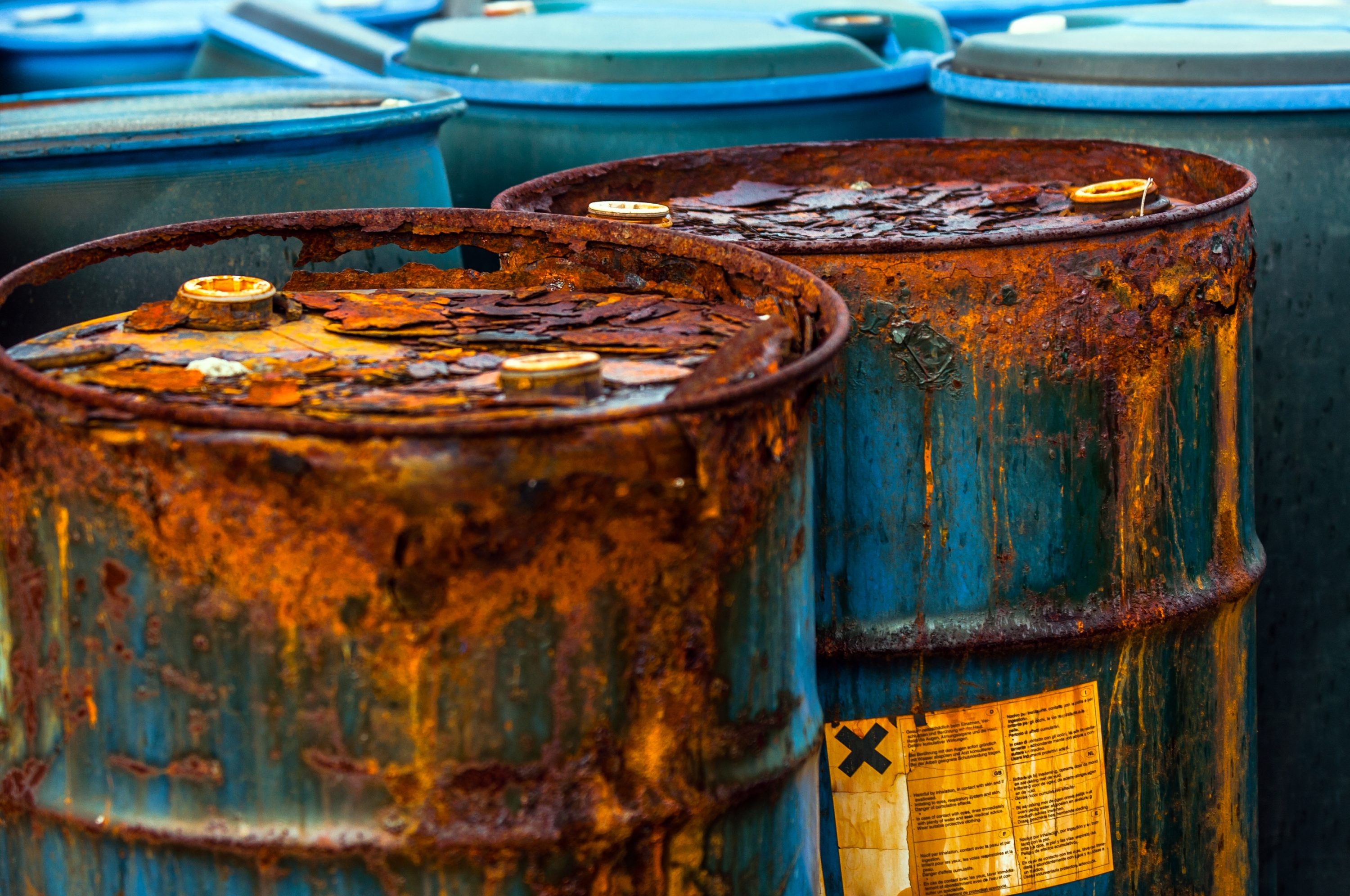 Chemical Accidents and Exposures