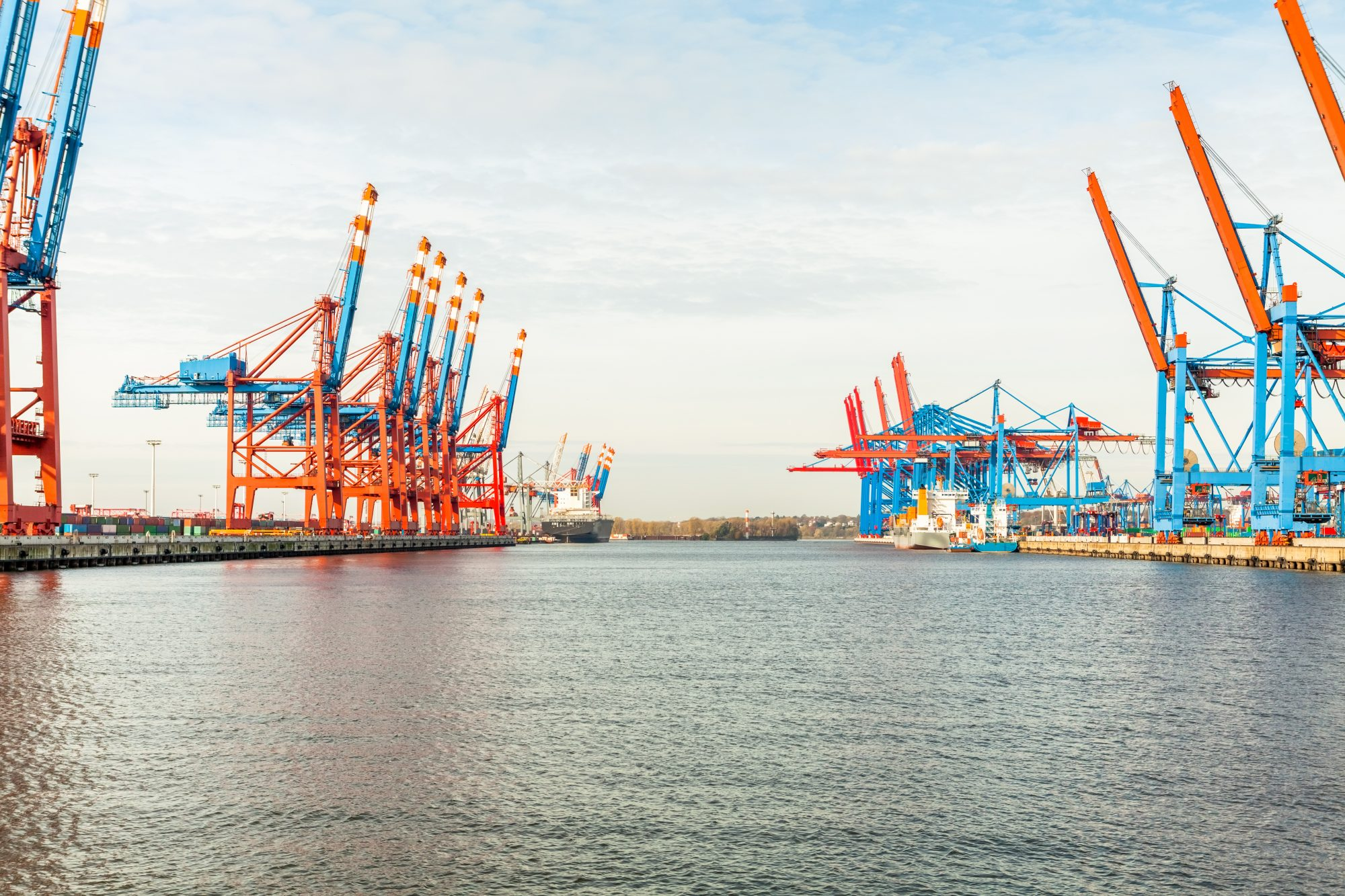 Cargo and Crane Accidents in the Maritime Industry