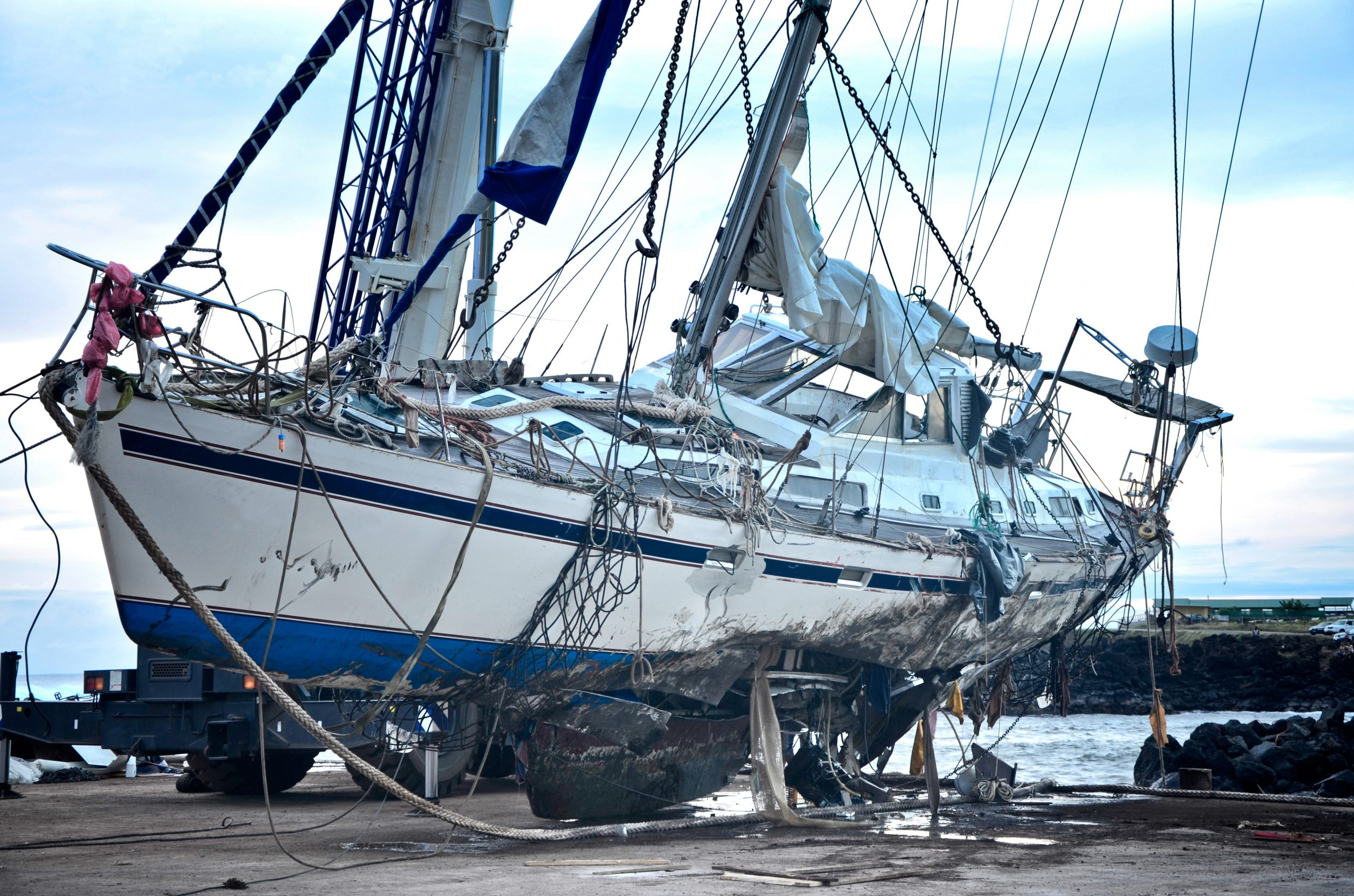 Pier Accidents in the Maritime Industry