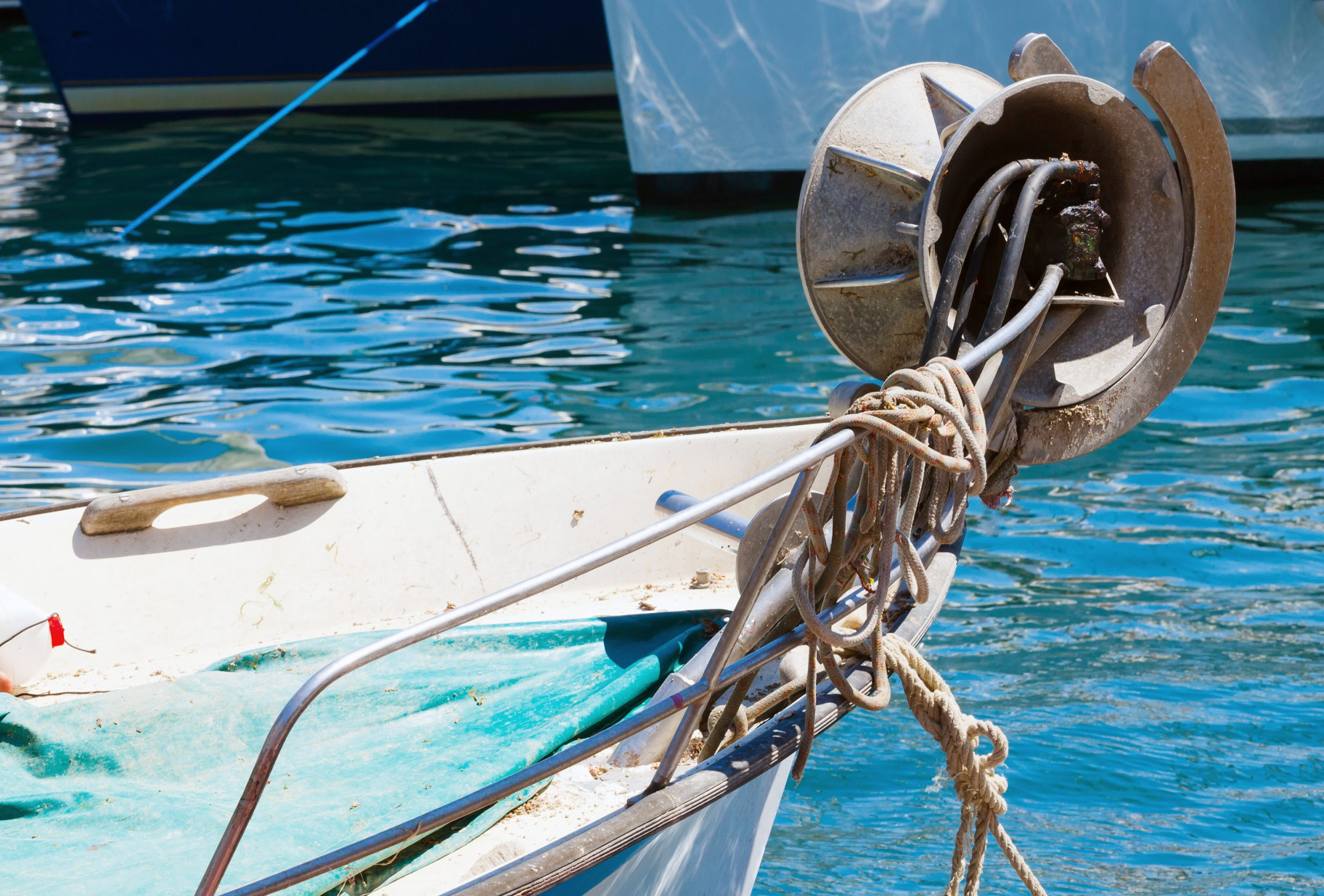 Trawl Winches: Accidents and Injuries
