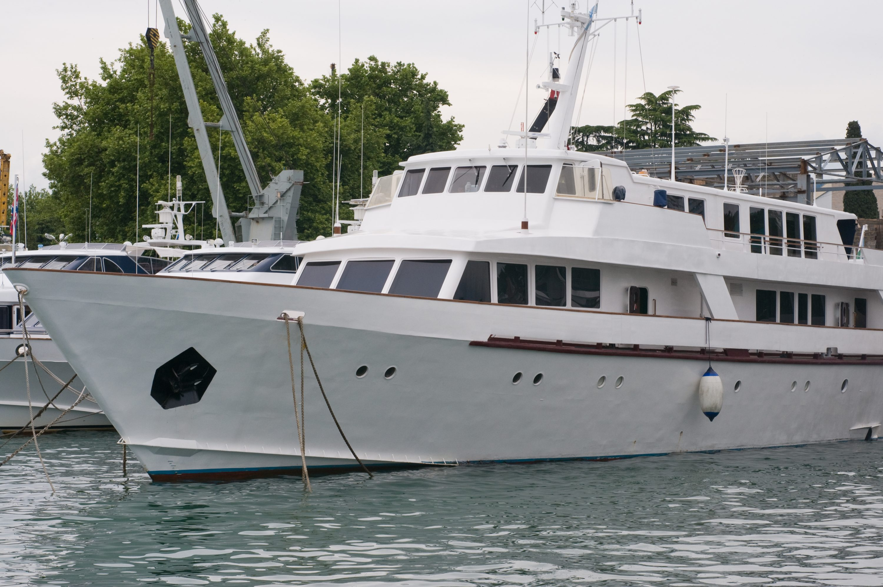 Charter Boat Injuries and Accidents
