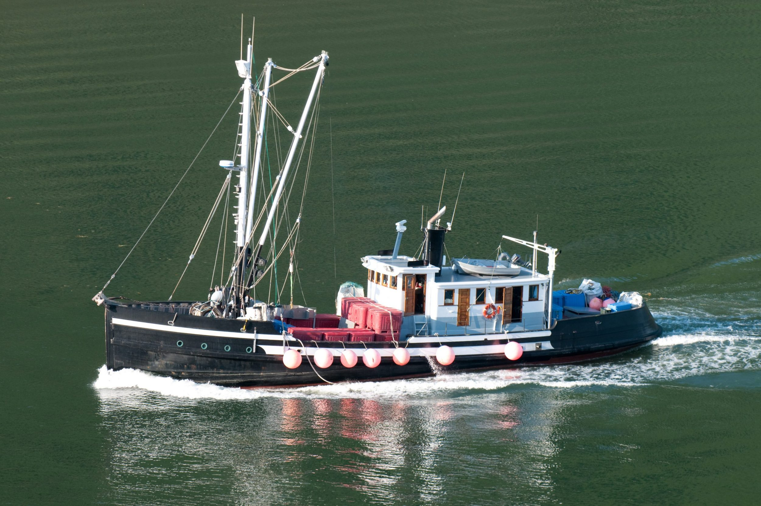 Seiner Fishing Boat Accidents and Injuries
