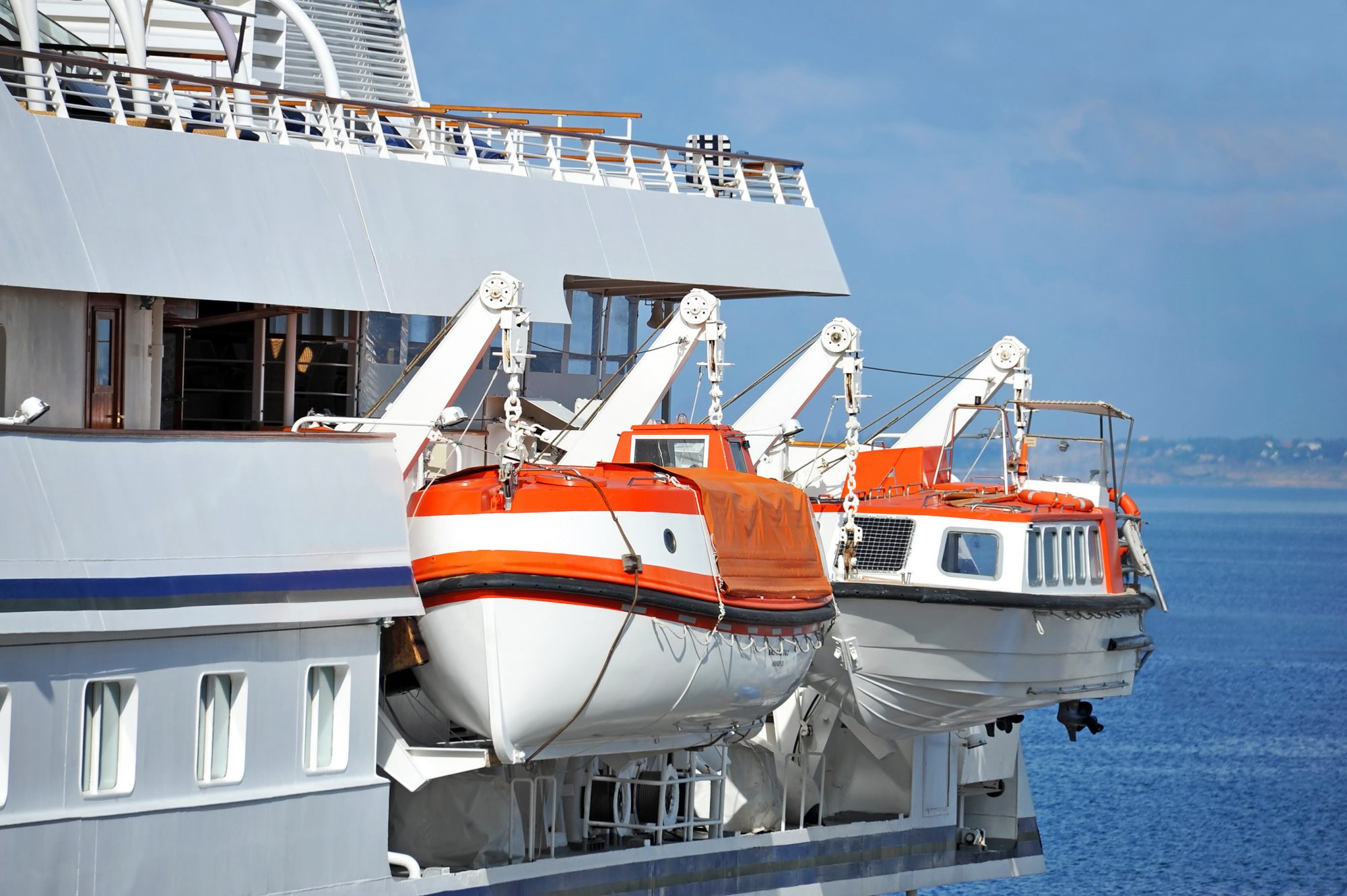 Lifeboat Drill Accidents