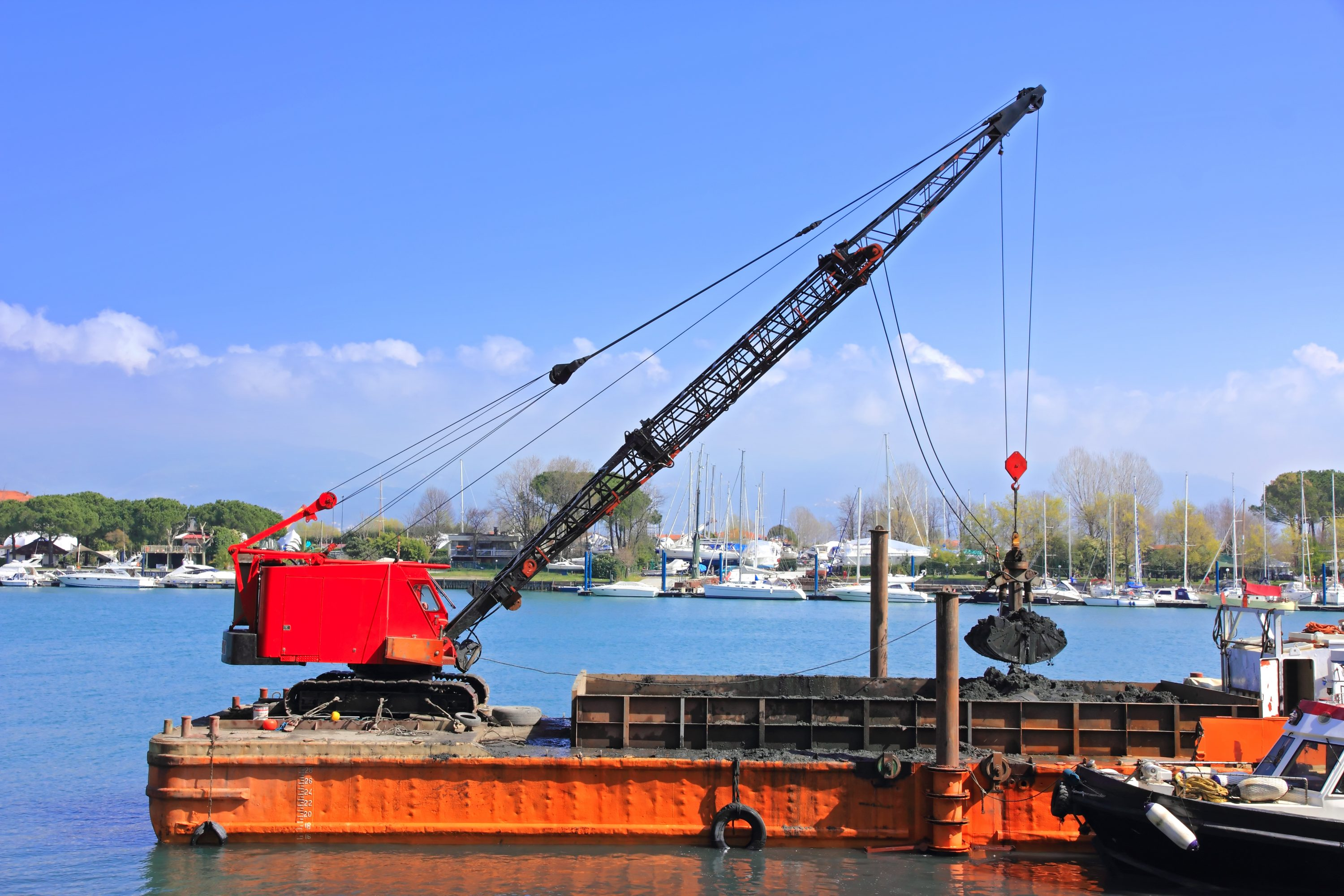 What is a dredger