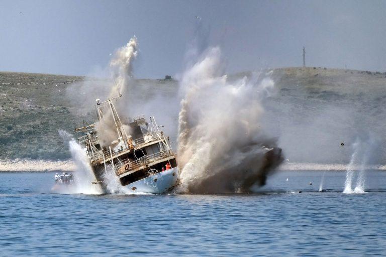 Maritime Explosions   Maritime Injury Center